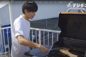 【イケメンBBQ男子の簡単! 本格的!! バーベキューレシピ】ガスグリルで調理するアメリカンスタイルBBQにトライ byデジキューBBQ