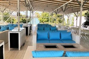 2021年はソファー席でラグジュアリーなビーチリゾート風BBQ