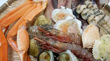 海鮮単品1