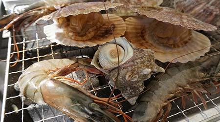 海鮮単品2