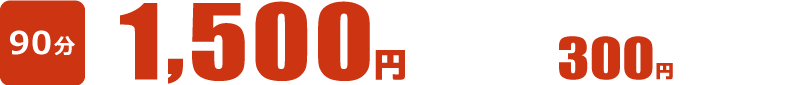 1,000円(税別)